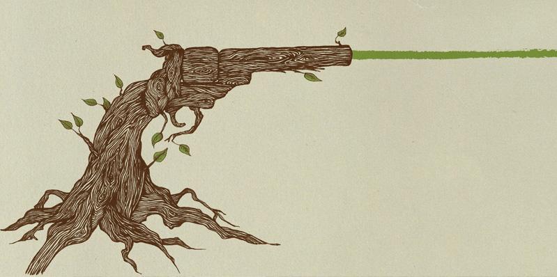 Sap gun