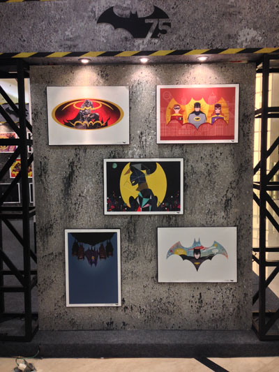 Batman exhibition - photo 3