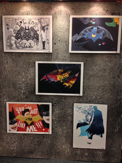 Batman exhibition - photo 2