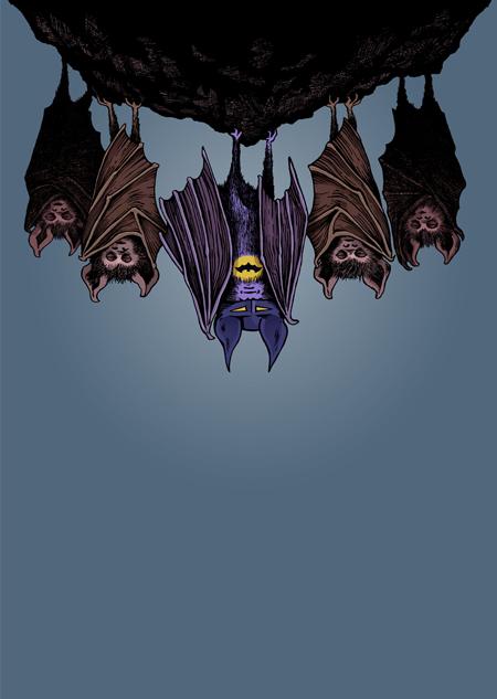 The Bat Fan