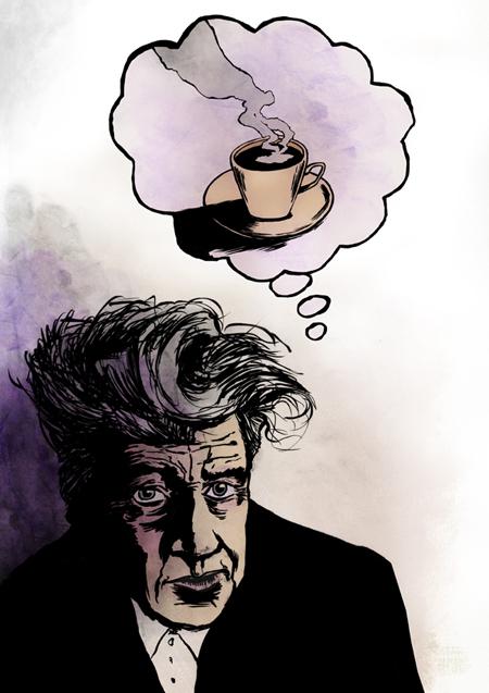David Lynch thinking...