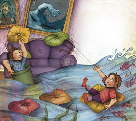 bild ur barnboken